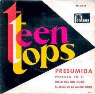 Los Teen Tops Popotitos
