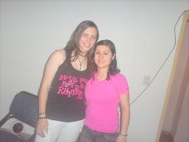 La Gringa y La Enana