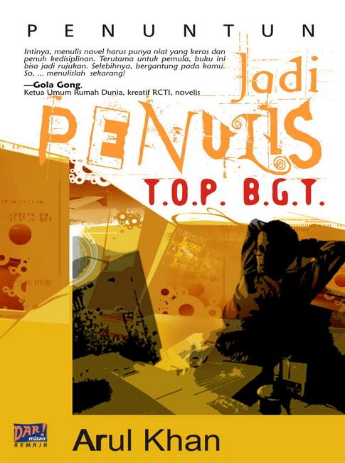ScreenShoot Ebook Penuntun Jadi Penulis TOP BGT