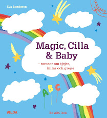 Magic, Cilla & Baby - ramsor om tjejer, killar & grejer  4 - 16 år