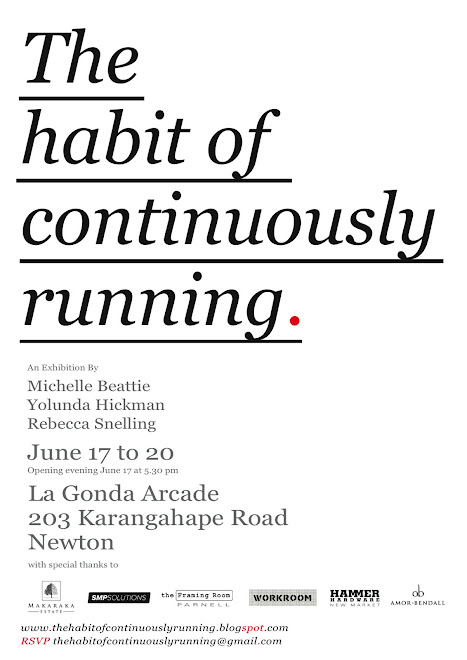 The habit of continuously running
