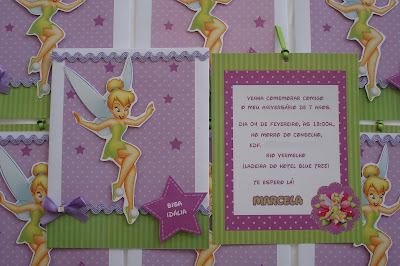 Convite Sininho II