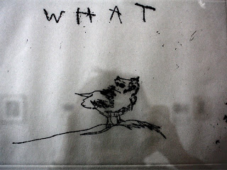 Tracey Emin 'You Said' and me