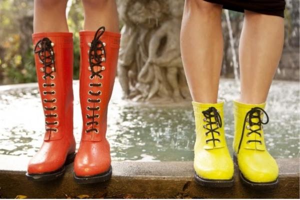 yağmur çizmeleri 2012