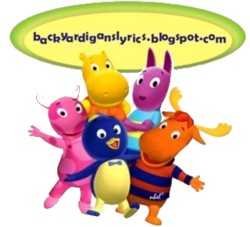 backyardigans lyrics logo