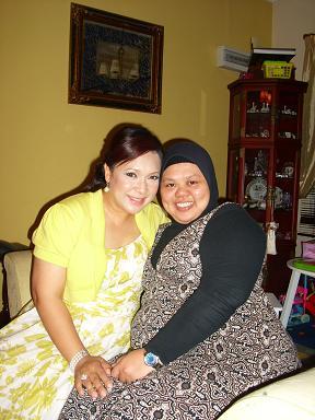 Seronoknya Bersama Maria Tunku Sabri