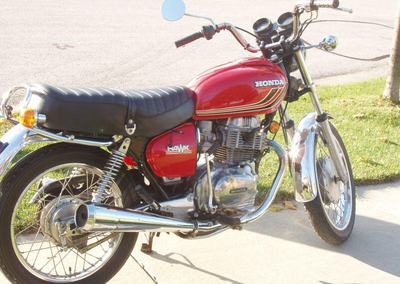 Journal Wunelle: Motorcycles
