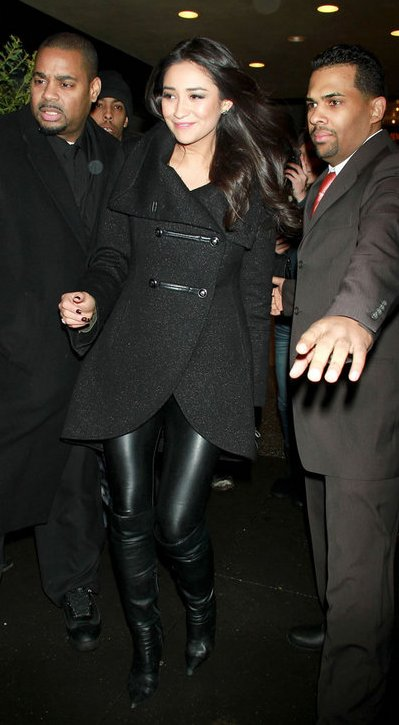shay mitchell 2011. (More pics of shay in New York