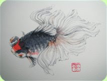 Goldfish Artwork