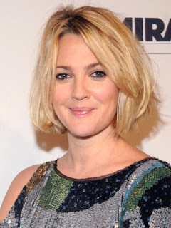 Drew Barrymore Hair cut Image