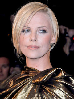 Charlize Theron Haircut Pic