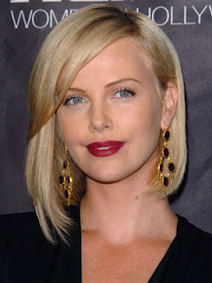 Charlize Theron Hairstyle Picture