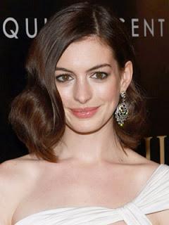 Anne Hathaway Haircut Image
