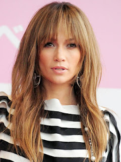 Jennifer Lopez Haircut Photo