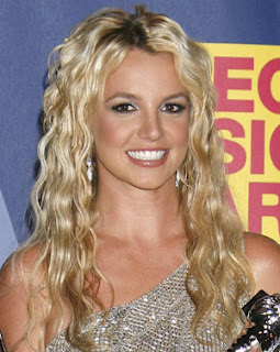 Britney Spears Hairstyle's Photo