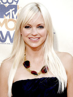 Anna Faris Hairstyle Photo