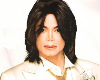 Michael Jackson Layer Hairstyle Picture