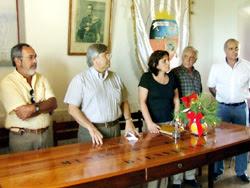 Se realizó la entrega de equipos de trabajo en Minas de Corrales