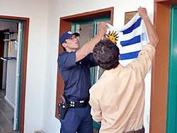 Entregaron reconocimientos a policías que cumplieron 25 y 30 años de servicio