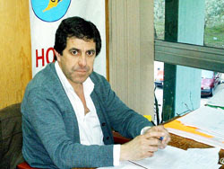 Director de la División de Medio Ambiente, José M. Almada Sad
