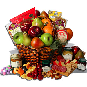 gift basket idea for new year