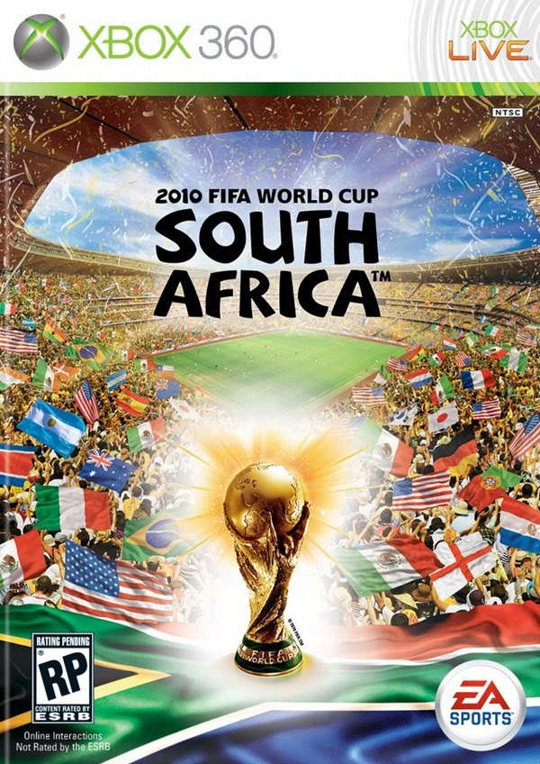 Download – 2010 FIFA World Cup South Africa – XBOX 360