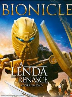 Bionicle: A Lenda Renasce DVDRip Dublado