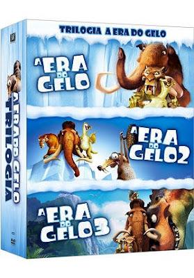 Trilogia A Era do Gelo DVDRip Dublado