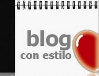 Blog con estilo, premio de A voice in the mist ^^