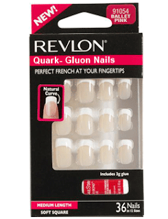 quark gluon nails by revlon