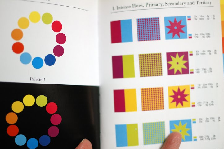 Kerry Hawkins Graphic Design: Color Index, A wonderful color tool
