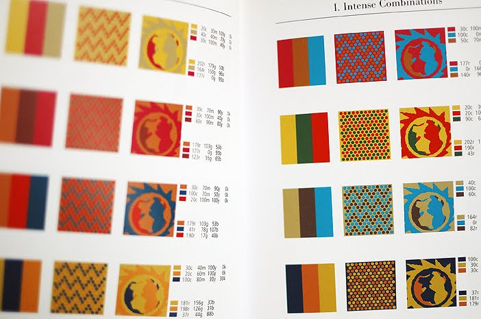Kerry Hawkins Graphic Design Color Index A Wonderful