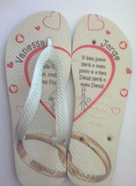 sandalia casamento