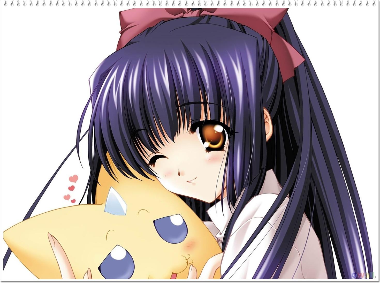 QUAL ANIME VOCÊ RECOMENDA? Cute_anime_manga_1680x1050