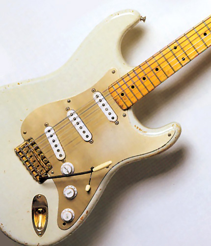 live and loud: 0001 Stratocaster