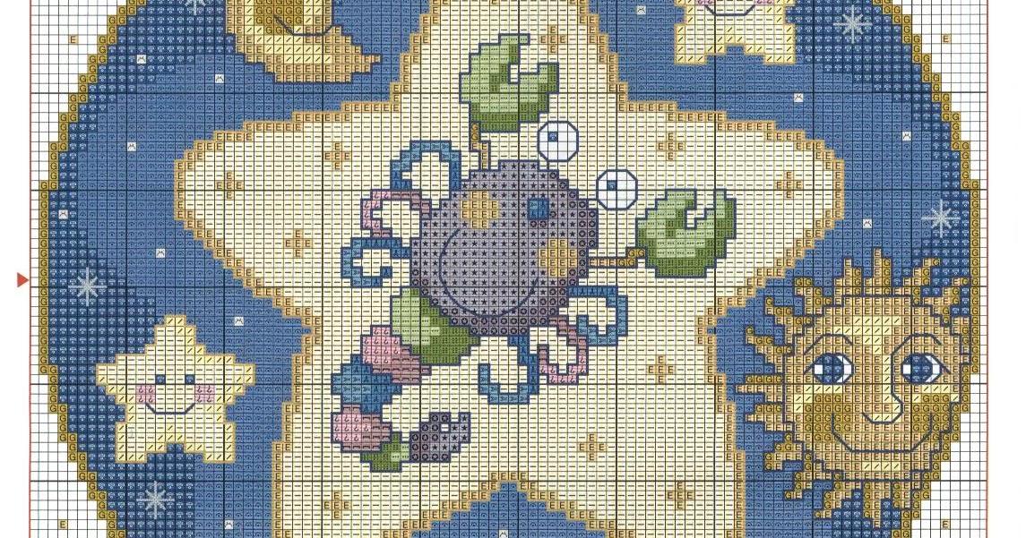 Segni zodiacali schemi punto croce 2 parte scorpione - Scorpione e gemelli a letto ...