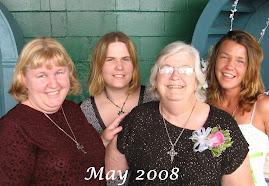 Gloria, Cindy, Wendy and Alisha