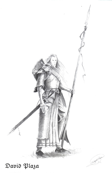 elfo guerrero fondo de - photo #38