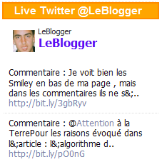 LeBlogger.com