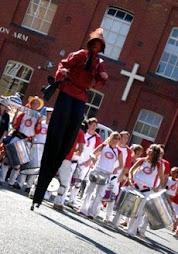 Bristol School of Samba St.Pauls 2007