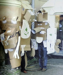 cardboard couture
