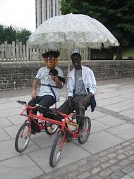 Bike Monkey No. 3 Says Rat Bike