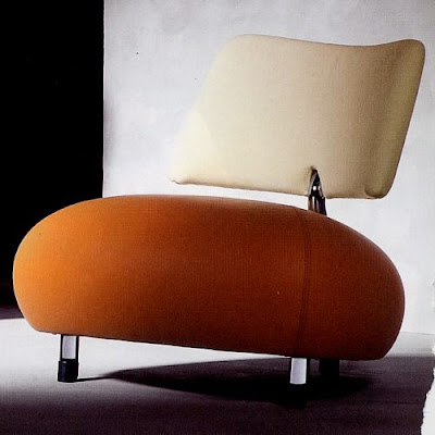 Modern chair By  Pallone