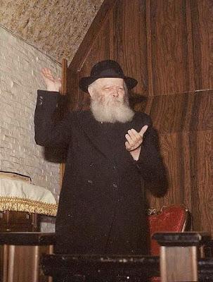 Vaddi-világ: A Lubavicsi Rebbe 32./1.