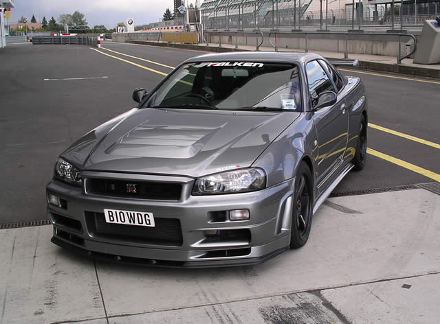 Great Cars Of Nismo Nissan Skyline R34 GTR Z Tune