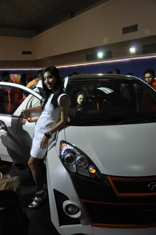 Perodua Alza Interior. Perodua Alza Exclusive Edition