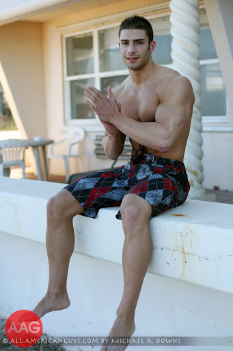 Adam Ayash By Michael A Downs For All American Guys
