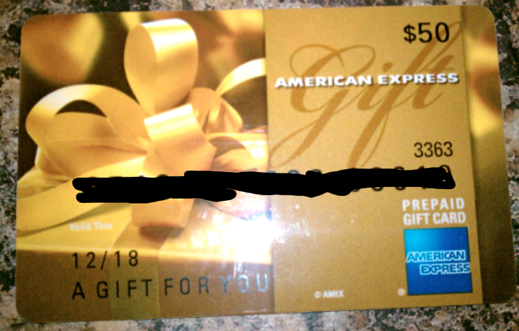 How to use your American Express gift card for online ...