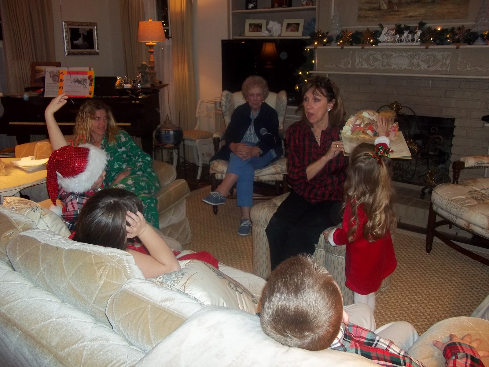 The Posh Pixie Christmas Eve With Children
