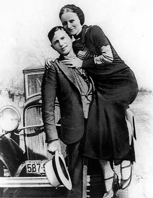 The Life of Bonnie and Clyde